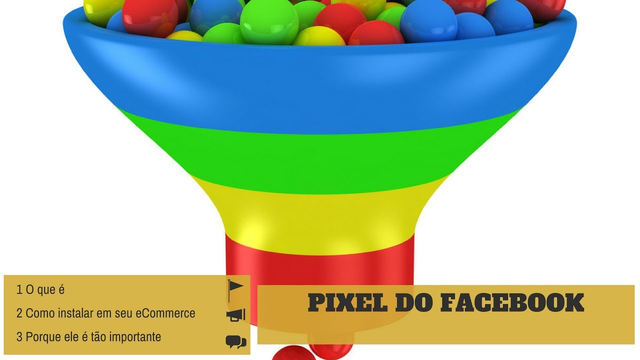 Pixel do Facebook – Porque é essencial para seu eCommerce