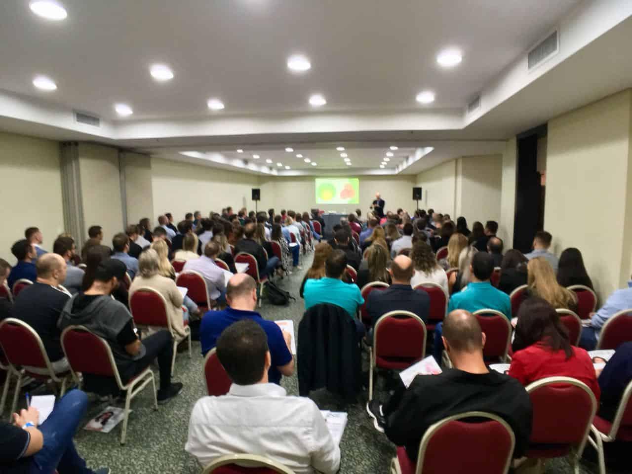 Curso de E-Commerce em Caxias do Sul foi um sucesso, com lotação máxima!