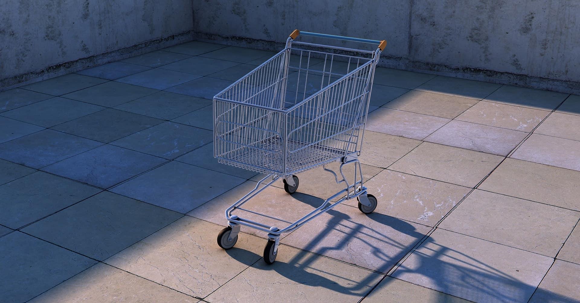 Como evitar o abandono do carrinho de compras?