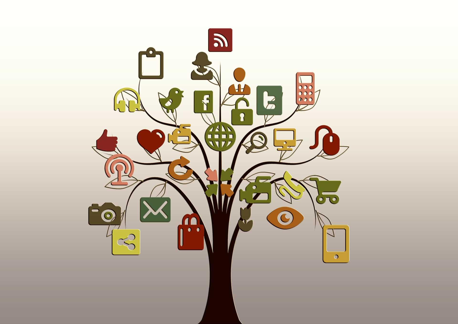 Quais as mídias digitais mais usadas pelas pequenas empresas?