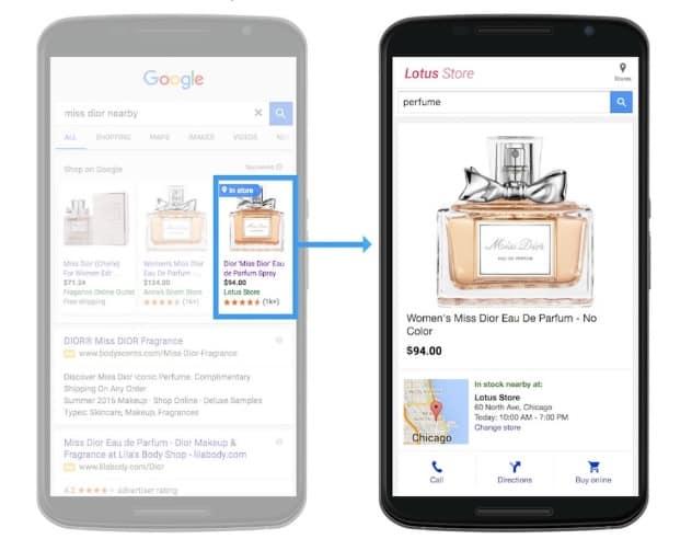 Google Shopping pode mostrar seu estoque!