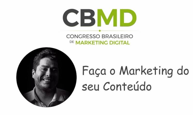CBMD – Faça o Marketing do seu Conteúdo