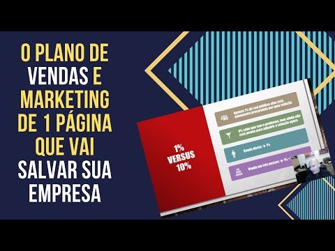 O Plano de Marketing Que Vai Salvar Sua Empresa