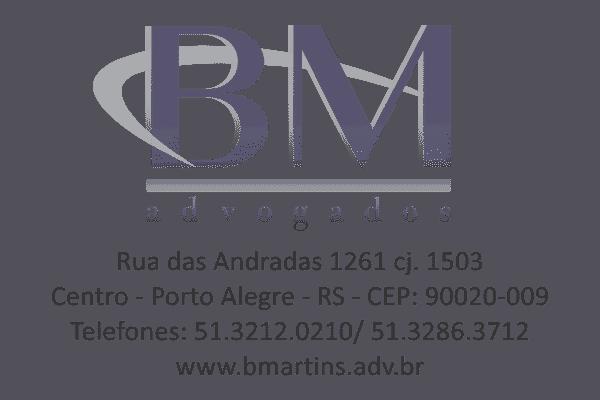 Logo BM Advogados