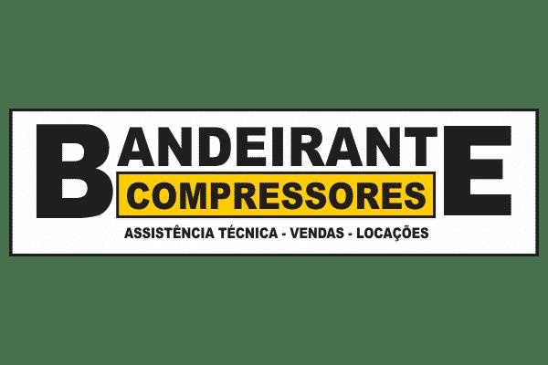 Logo Bandeirante Compressores